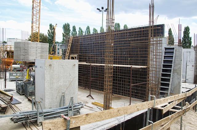 Baustelle Baugemeinschaft X-Mitte, Baugruppe, Sebastianstraße 14-15, 10179 Berlin, 01.08.2014