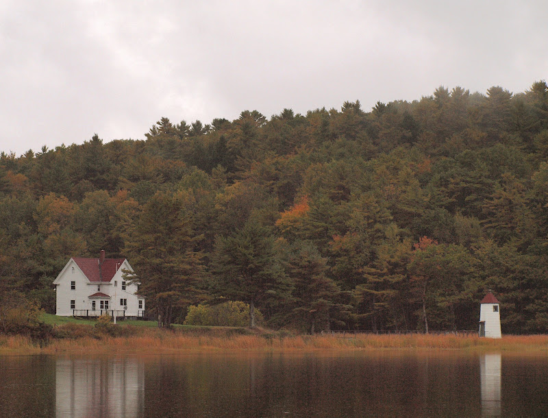 Kennebec River Light House Tour