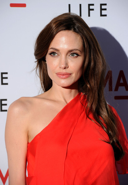 Angelina Jolie at Tree of Life Premiere in Los Angeles