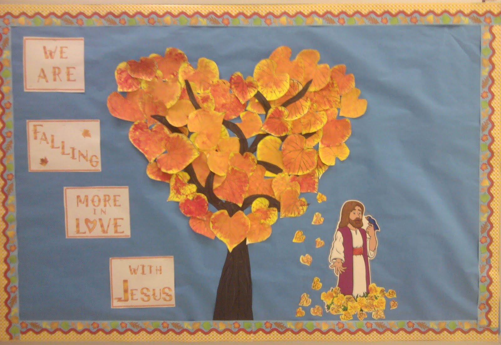 September Bulletin Board Ideas http://cathedralkindergarten.blogspot.com/2012_09_01_archive.html