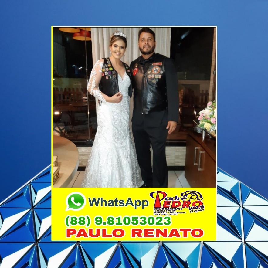 CLIQUE NA FOTO PARA IR AO WHATSAPP PAULO RENATO