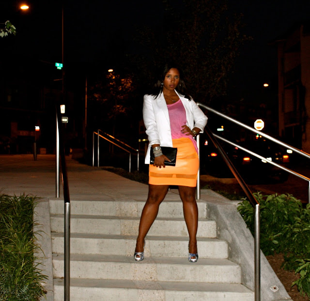 IMG 0005 - Orange You Jealous? I'm rockin a Brittany DeShields Original