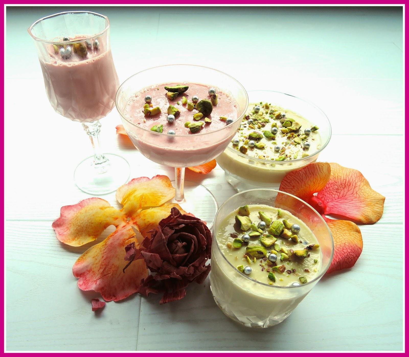 Indian Ice-cream - Kulfi