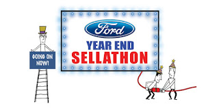 Ford Year End Sellathon at Ford of Ventura