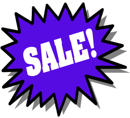 Dashing image pertaining to printable sale sign