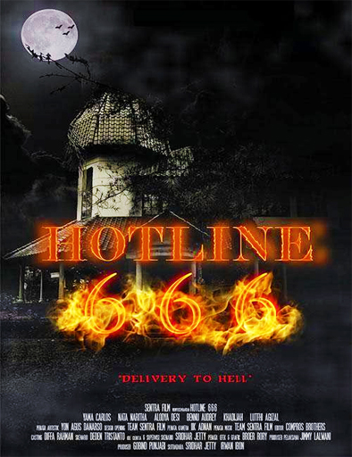Ver Hotline 666: Delivery to Hell (2014) Online