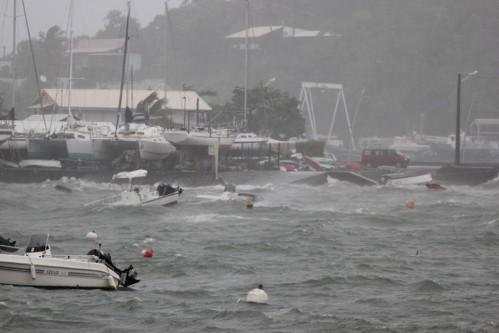 Hellen: plus d'un millier de sinistré à Madagascar