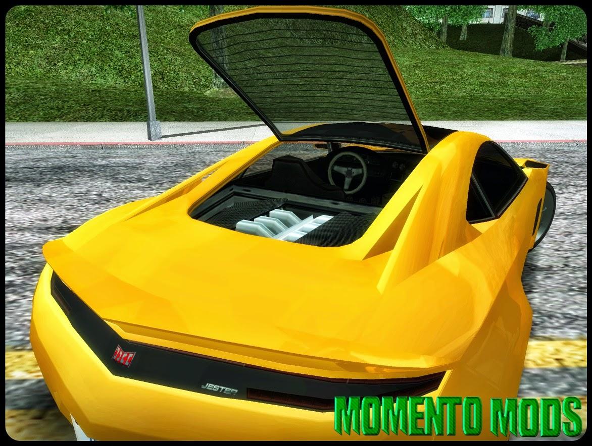 GTA SA - Dinka Jester UPD Convertido Do GTA V