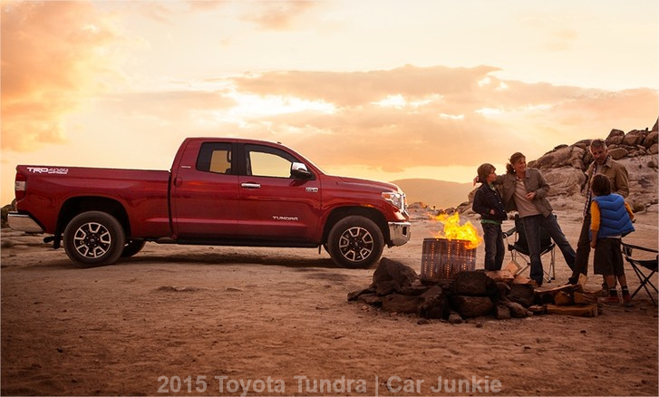 2015 Toyota Tundra TRD Pro Specs Review  CAR JUNKIE