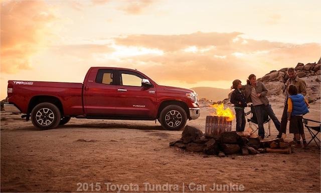 2015 Toyota Tundra specs