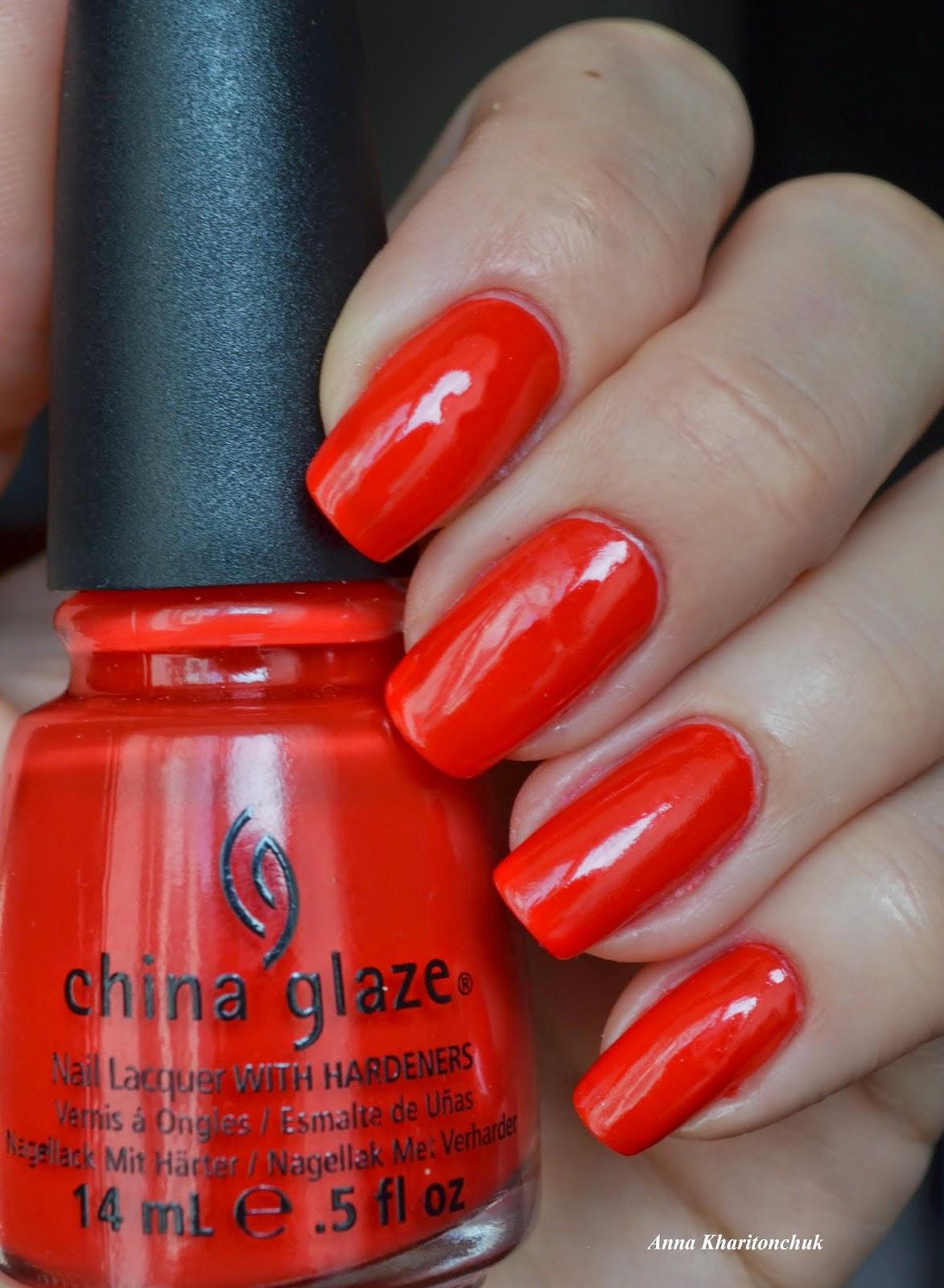 China Glaze Igniting Love