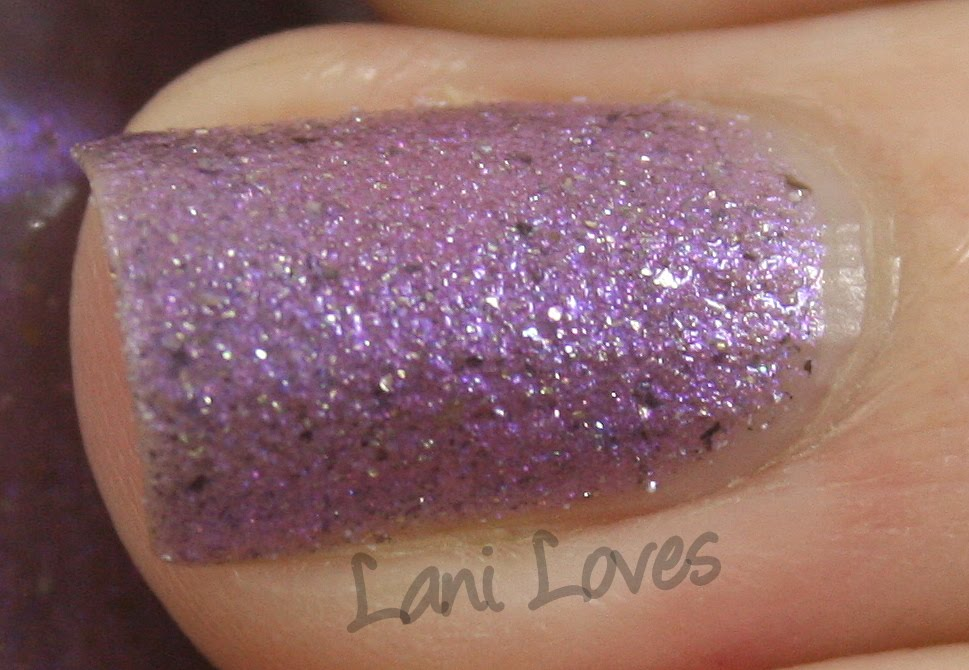 Nicole by OPI I Lilac Gumdrops Swatches & Review