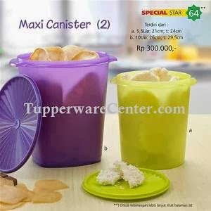 Tupperware Indonesia Maxi Canister (2)