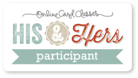 Online card classes His & Hers