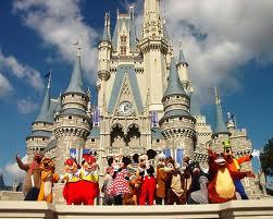 Castillo de Disneyland paris preparado para menus sin gluten