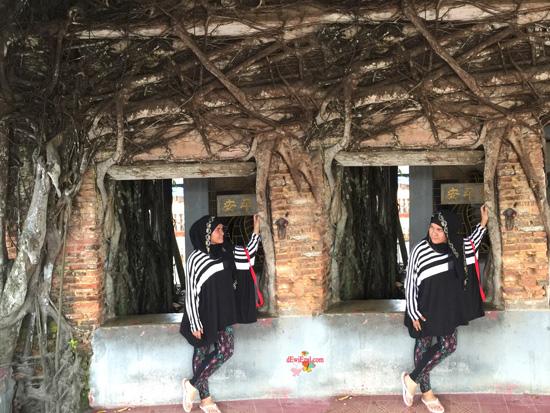 dewi zul, dewizul,vihara akar di tanjung pinang namanya apa_Vihara gayatri,