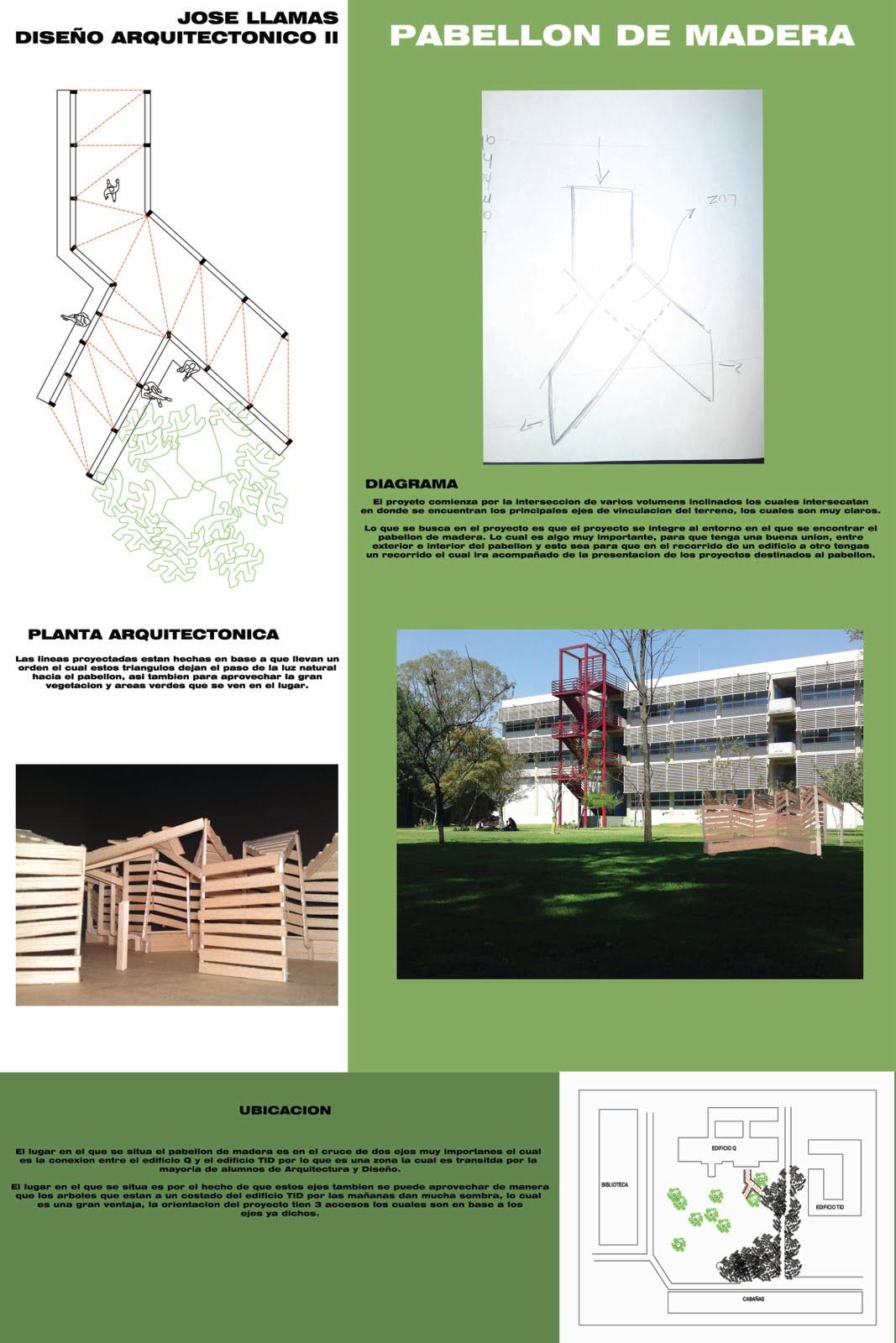 Dise O Arquitectonico 2 Sc Primavera 2011 Iteso Jose