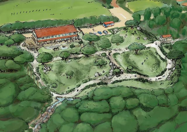 Resort blisko natury Hayao Miyazakiego - dla dzieci interesujących się przyrodą