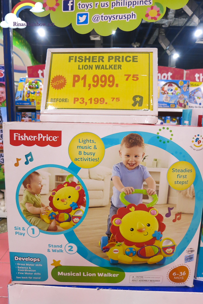 Toys R Us Lion Toys : Rina s rainbow fisher price chicco on sale at