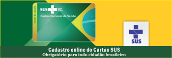 CARTÂO SUS