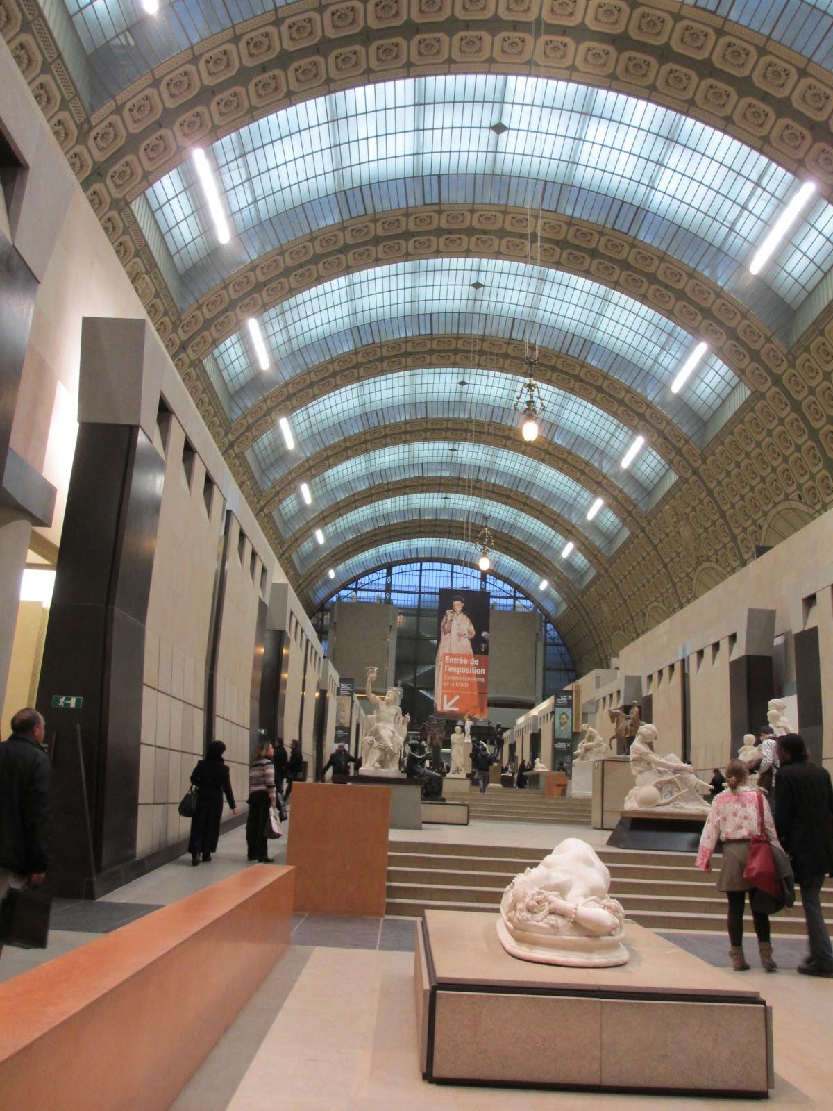 Paris branch e por dafne grozovsky expo impressionismo e a moda mus e d orsay - Musee d orsay expo ...