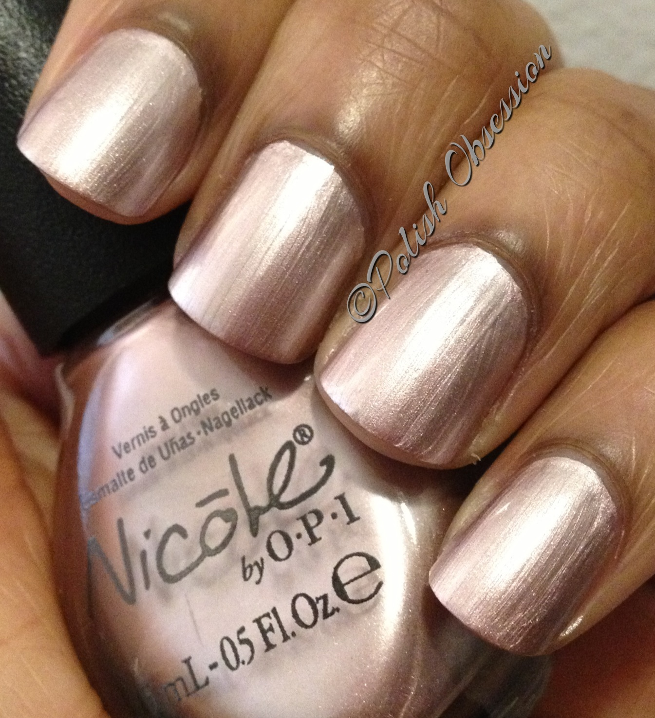 Nicole by OPI - It\'s Possible! | Polish Obsession