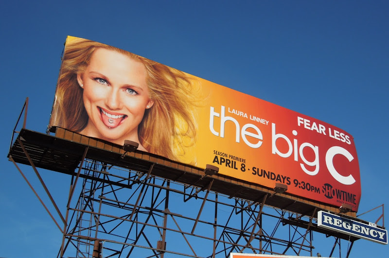 Big C season 3 billboard