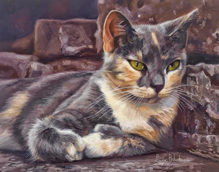 pinturas-al-oleo-de-gatos+gatos-pintados-al-oleo