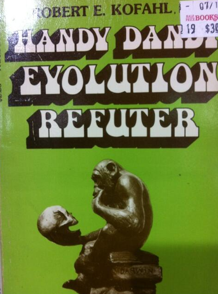 Read the Handy Dandy Evolution Refuter.....