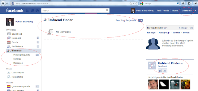 facebook unfriend finder:Find Out Who Unfriended You On Facebook