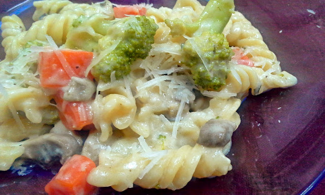 Darlene Cooked this: Chicken and Pasta