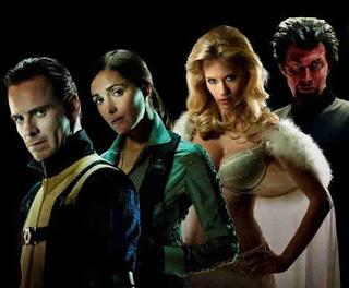 x-men first class movie release june 2011