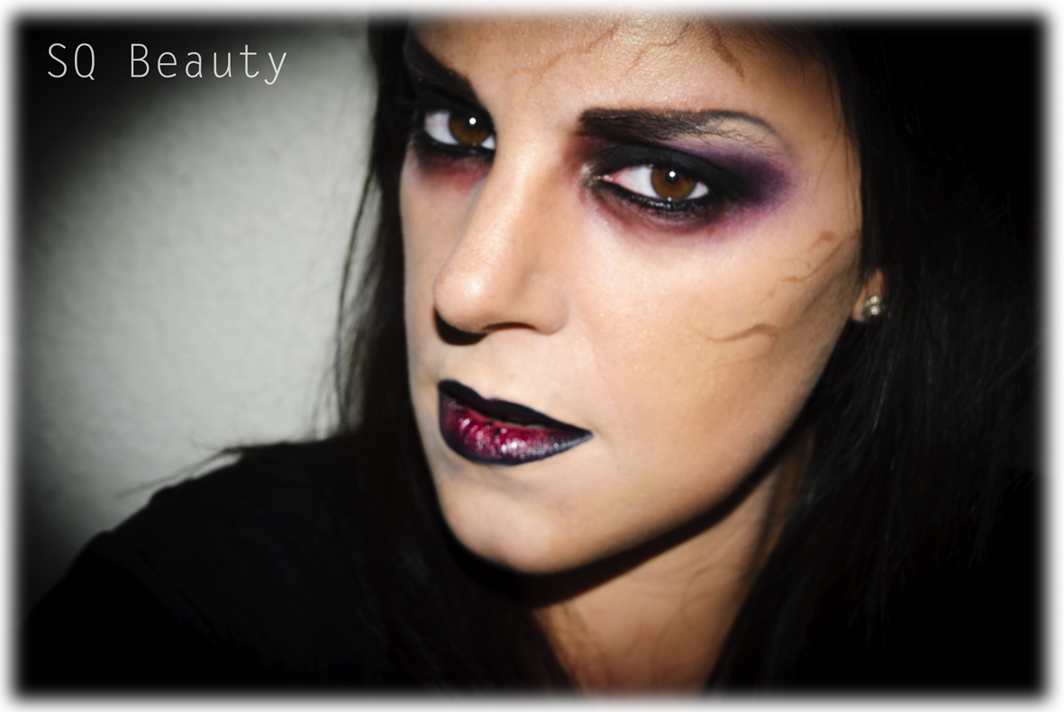excellent maquillaje bruja hansel u gretel hansel u gretel witch makeup silvia quirs with maquillaje de bruja - Maquillaje Bruja