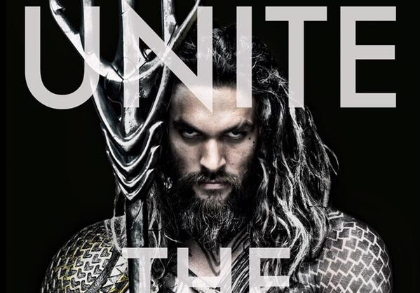 Jason Momoa's Aquaman: First Look