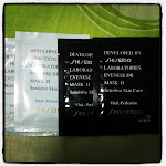 Shiseido mask for sale!! - RM10 for 5pcs