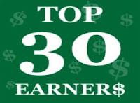 Top 30 Earning Websites Of 2010