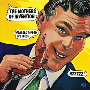 The Mothers of Invention / Frank Zappa   Weasels Ripped My Flesh-1970-
