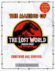 MAKING OF THE LOST WORLD:JURASSIC PARK