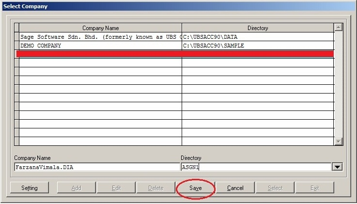 how to change the period dates in dac easy 10