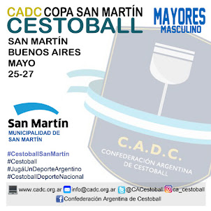 CADC COPA SAN MARTIN