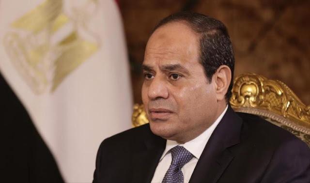 شاهد رد فعل السيسي على حادث النائب العام.. وتكليف عاجل لوزير الداخلية
