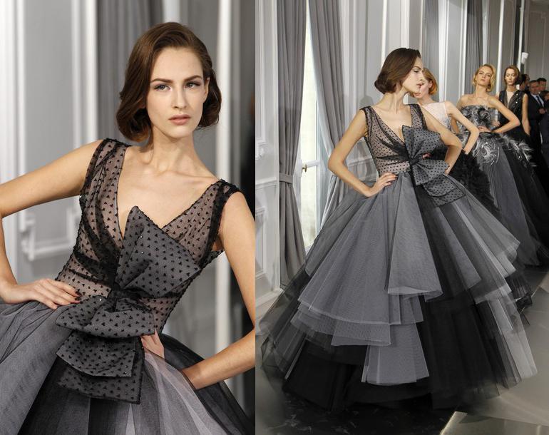 RUNWAY REPORT.....Paris Haute Couture Fashion Week: Christian Dior ...
