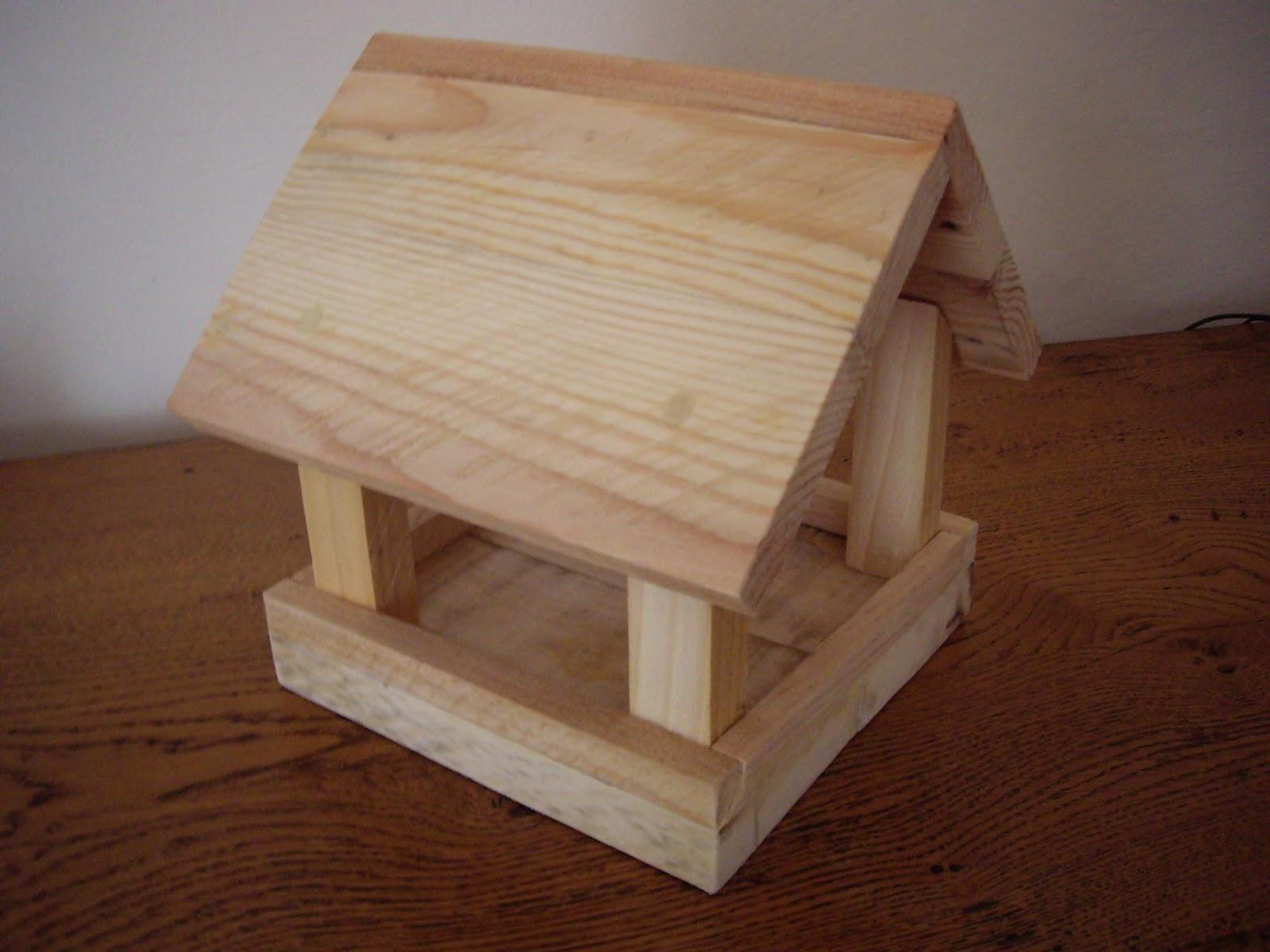 Objets d co tutoriels et meubles en bois de palettes for Petit objet deco exterieur