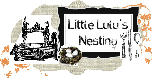 Little Lulu's Nesting