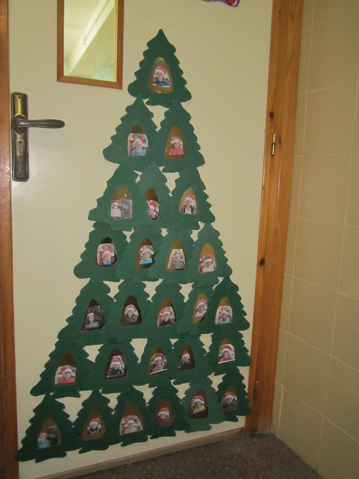 C e i p alejo lor n albareda ni un rinconcito sin adornar for Ideas decoracion navidad colegio