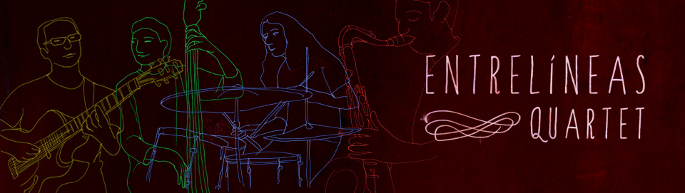 Entrelíneas Quartet | Jazz