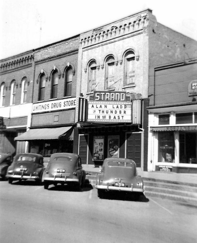 old union city postcards and pictures strand theater