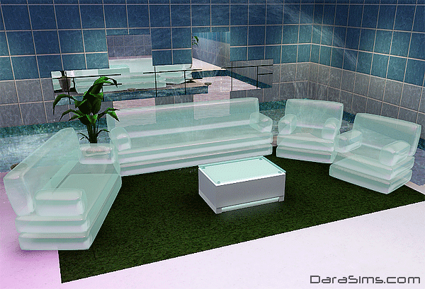 My sims 3 blog inflatable living set by dara savelly