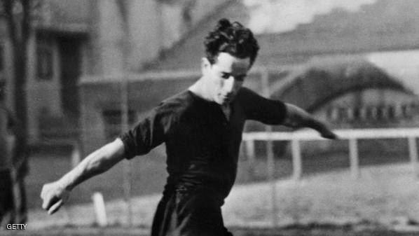 ستابيلي.. أول هداف في كأس العالم