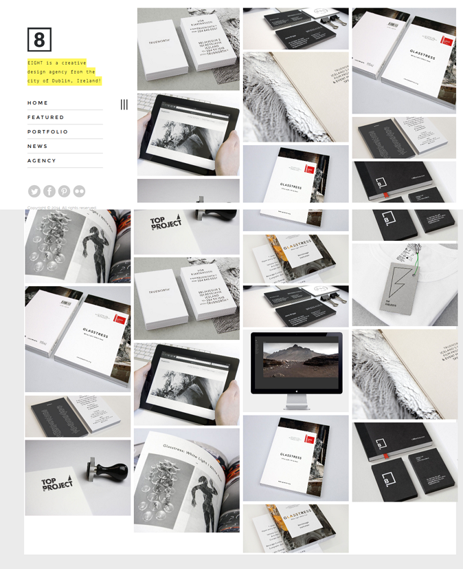 Premium Photographers Template